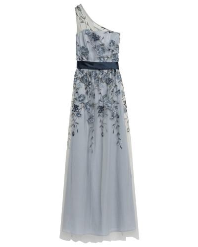 One-Shoulder-Abendkleid LORETTA