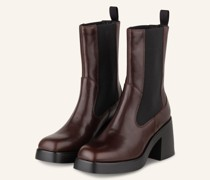 Chelsea-Boots BROOKE - DUNKELBRAUN