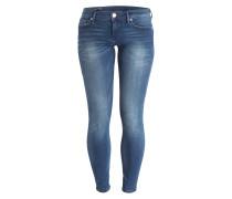 Skinny-Jeans CASEY - blau