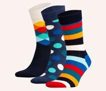 3er-Pack Socken mit Geschenkbox