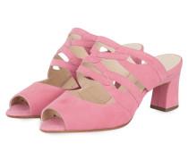 Mules INGRID - pink