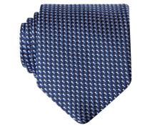 Krawatte - mittelblau