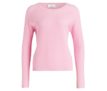 Cashmere-Pullover - rosa