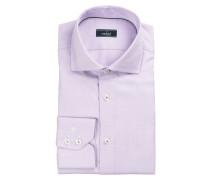 Hemd RIVARA Tailor-Fit - lavendel