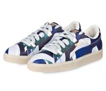 Sneaker BASKET GRAPHIC - blau