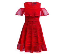 Kleid ROSALIE - rot