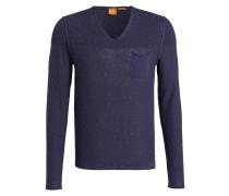 Pullover ABRAMUT - blau