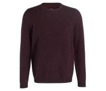 Pullover - burgunder