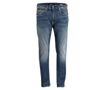 Jeans GROVER Tapered-Fit - 009 009 blau