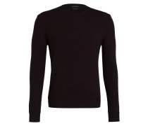 Cashmere-Pulllover - bordeaux