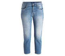 7/8-Jeans JOSEFINA - hellblau