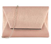 Abendtasche - rosé metallic