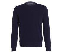 Cashmere-Pullover - marine