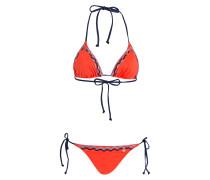 Triangel-Bikini JESSY - rot