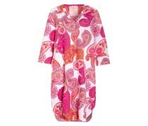 Kleid ESME mit 3/4-Arm und Leinen