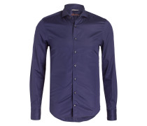 Hemd Slimline-Fit - navy