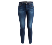 Destroyed-Jeans - blau