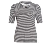 T-Shirt ADDA - schwarz/ weiss