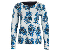 Pullover ADIA - weiss/ navy/ blau