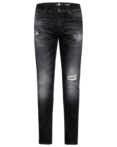 Destroyed Jeans RONNIE Slim Fit