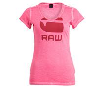 T-Shirt SUPHE - magenta