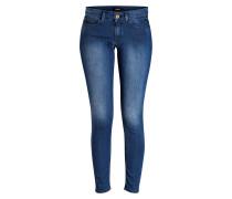Skinny-Jeans LUZ - blau