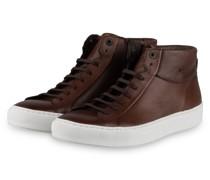 Hightop-Sneaker ASHBURN - BRAUN
