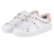 Sneaker PLAY - weiss/ rosa