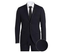 Anzug JIL 8 Slim-Fit - blau