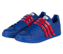 Sneaker RAF SIMONS STAN SMITH - blau