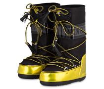 Moon Boots CLASSIC MIRROR mit Troddeln