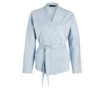 Blazer im Kimono-Stil
