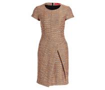 Kleid KILAYLA - orange/ beige
