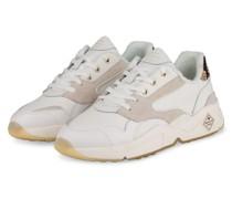 Plateau-Sneaker NICEWILL - WEISS/ CREME