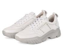 Plateau-Sneaker BOOM mit Nietenbesatz