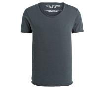 T-Shirt - flaschengrün