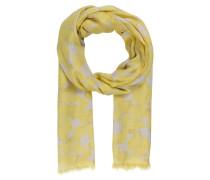 Schal - gelb