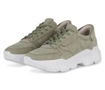 Plateau-Sneaker BOOM - KHAKI
