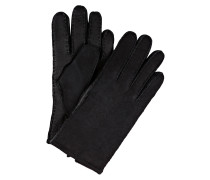 Lederhandschuhe T-HEWON - schwarz