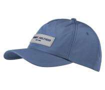 Cap - blaugrau