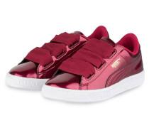 Sneaker BASKET HEART GLAM - rot
