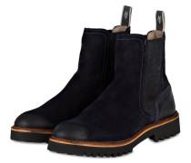 Chelsea-Boots - navy