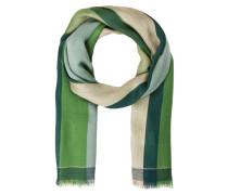 Alpaka-/Seidenschal FERITO - grün/ mint