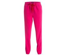 Joggpants - pink/ rot