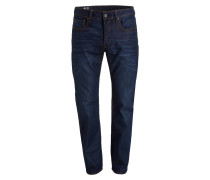 Jeans 3301 Straight-Fit - 89 dark blue