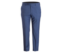 Kombi-Hose PER Regular-Fit - blau