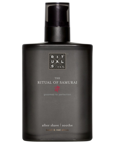 SAMURAI - AFTER SHAVE SOOTHING BALM 100 ml, 22.9 € / 100 ml