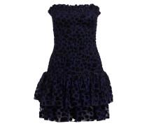 Bandeau-Kleid RAZIEL - blau
