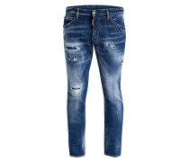 Destroyed-Jeans COOL GUY - 470 blue