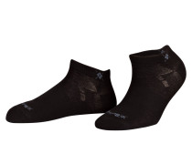 2er-Pack Sneakersocken EVERYDAY - schwarz